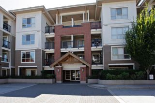 """Photo 1: B312 8929 202 Street in Langley: Walnut Grove Condo for sale in """"The Grove"""" : MLS®# R2330828"""