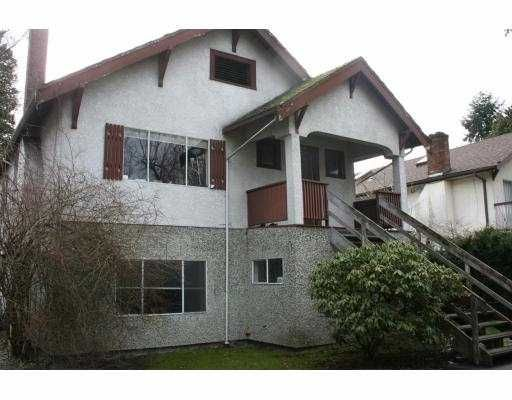 Main Photo: 3024 W 10TH Avenue in Vancouver: Kitsilano House for sale (Vancouver West)  : MLS®# V755438
