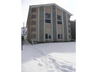 Photo 1: 837 Strathcona Street in WINNIPEG: West End / Wolseley Residential for sale (West Winnipeg)  : MLS®# 1203367