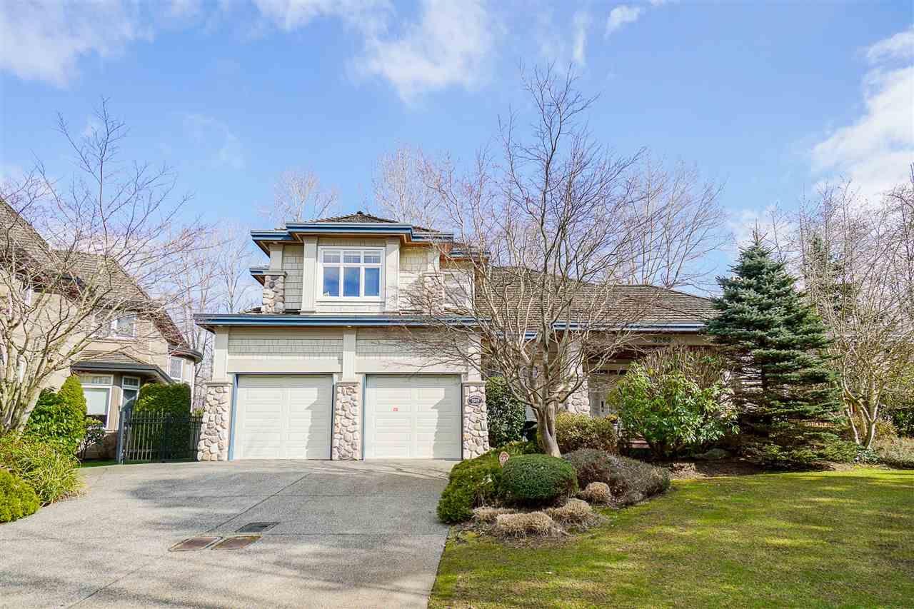 "Main Photo: 3268 HAMPSHIRE Court in Surrey: Morgan Creek House for sale in ""Morgan Creek"" (South Surrey White Rock)  : MLS®# R2551036"