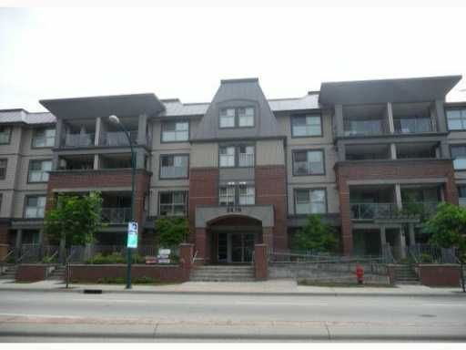 "Main Photo: 208 2478 SHAUGHNESSY Street in Port Coquitlam: Central Pt Coquitlam Condo for sale in ""SHAUGHNESSY EAST"" : MLS®# V814759"