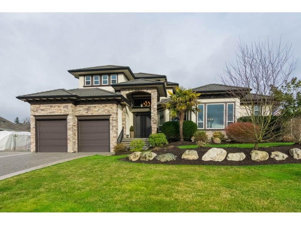 """Main Photo: 18683 53A Avenue in Surrey: Cloverdale BC House for sale in """"HUNTER park"""" (Cloverdale)  : MLS®# R2237493"""