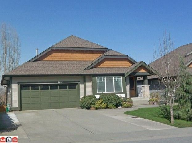Main Photo: 22351 50 Avenue in Langley: Murrayville House for sale : MLS®# F1005085