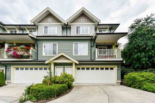 Photo 1: 54 6575 192 Street in Surrey: Clayton Townhouse for sale (Cloverdale)  : MLS®# R2591526