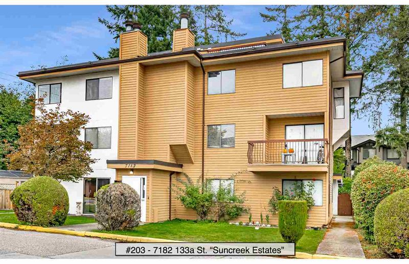 FEATURED LISTING: 203 - 7182 133A Street Surrey