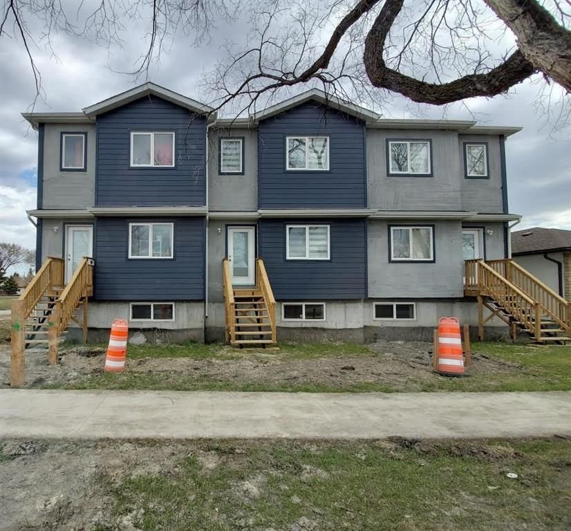Main Photo: 2 801 Inkster Boulevard in Winnipeg: Sinclair Park Residential for sale (4C)  : MLS®# 202110366