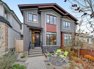 Photo 2: 1203 21 Avenue NW in Calgary: Capitol Hill Semi Detached for sale : MLS®# A1047611