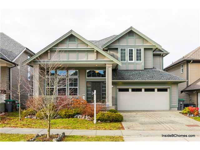 """Main Photo: 6129 164TH Street in Surrey: Cloverdale BC House for sale in """"WEST CLOVERDALE"""" (Cloverdale)  : MLS®# F1403026"""