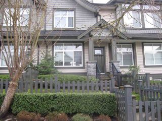 Photo 1: 113 13819 232 Street in Maple Ridge: Silver Valley Townhouse for sale : MLS®# R2545579