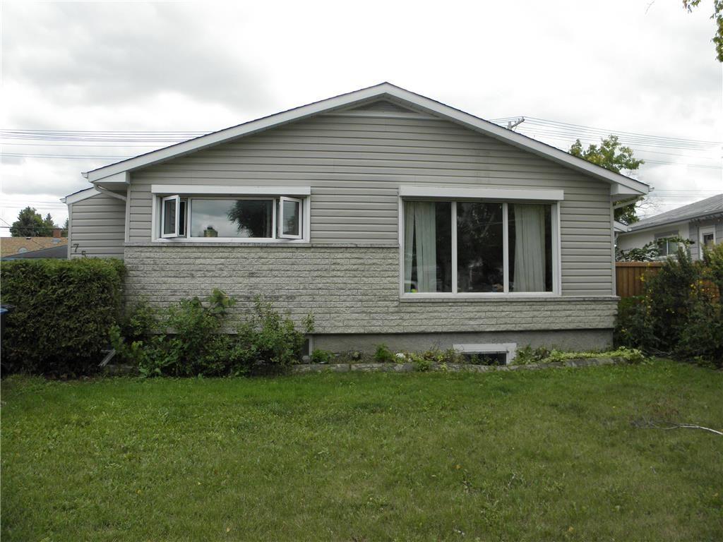 Main Photo: 75 De Bourmont Bay in Winnipeg: Windsor Park Residential for sale (2G)  : MLS®# 202022183