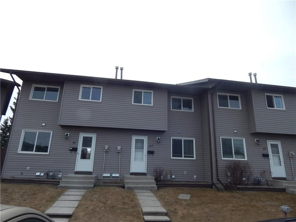 Main Photo: 52 6020 TEMPLE Drive NE in Calgary: Temple Row/Townhouse for sale : MLS®# A1121928