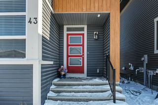 Photo 2: 43 Carringvue Drive NW in Calgary: Carrington Semi Detached for sale : MLS®# A1067950
