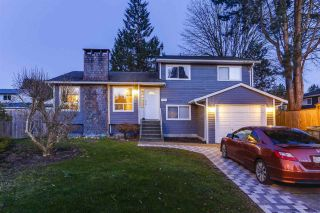 Photo 1: 1205 SECRET Court in Coquitlam: New Horizons House for sale : MLS®# R2437019