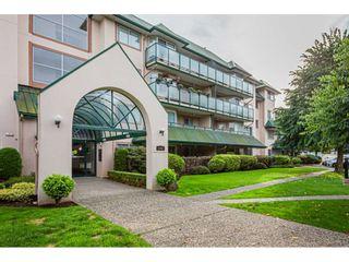 "Photo 1: 307 2958 TRETHEWEY Street in Abbotsford: Abbotsford West Condo for sale in ""Cascade Green"" : MLS®# R2404691"