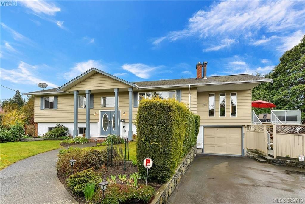 Main Photo: 4128 San Clemente Pl in VICTORIA: SE Gordon Head House for sale (Saanich East)  : MLS®# 783217