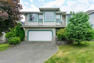"""Photo 1: 7947 TOPPER Drive in Mission: Mission BC House for sale in """"College Heights"""" : MLS®# R2381617"""