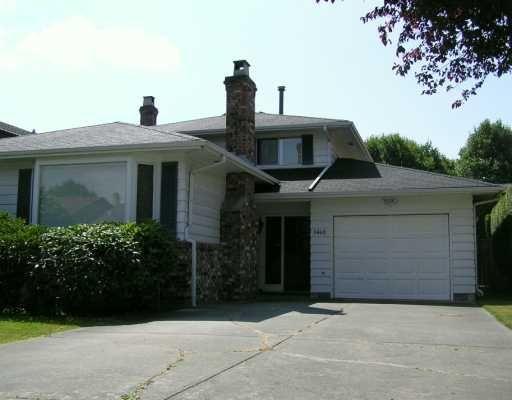 Main Photo: 5460 WARBLER AV in Richmond: Westwind House for sale : MLS®# V604540