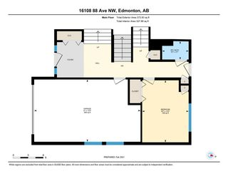 Photo 24: 16108 88 Avenue in Edmonton: Zone 22 House for sale : MLS®# E4228839