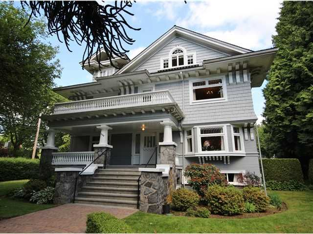 Main Photo: 3890 CYPRESS Street in Vancouver: Shaughnessy House for sale (Vancouver West)  : MLS®# V1070881