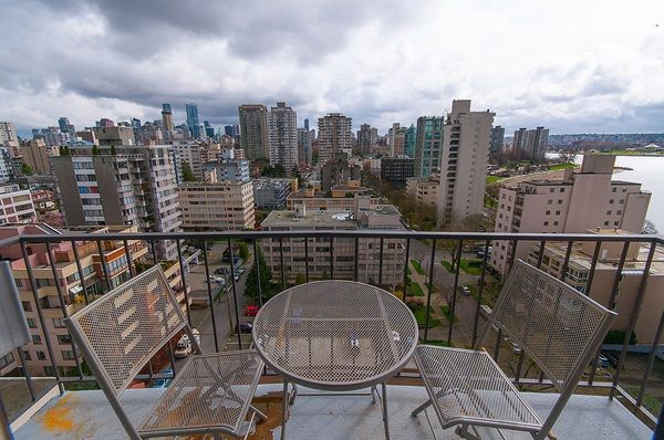 """Photo 10: Photos: 1601 2055 PENDRELL Street in Vancouver: West End VW Condo for sale in """"Panorama Place"""" (Vancouver West)  : MLS®# R2046981"""