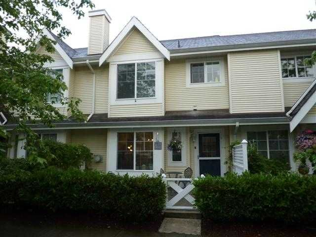 "Main Photo: # 55 23560 119TH AV in Maple Ridge: Cottonwood MR Condo for sale in ""HOLLY HOCK"" : MLS®# V835006"
