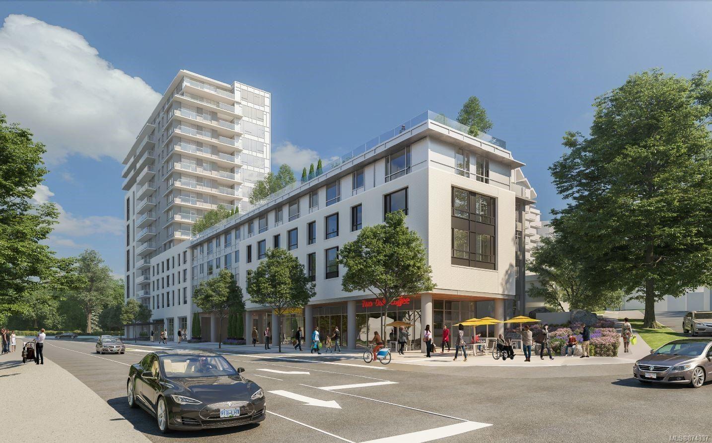 Main Photo: 1505 777 Belleville St in : Vi Downtown Condo for sale (Victoria)  : MLS®# 874337