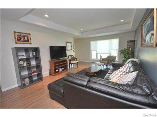 Photo 4: 2 Cambridge Way in NIVERVILLE: Glenlea / Ste. Agathe / St. Adolphe / Grande Pointe / Ile des Chenes / Vermette / Niverville Residential for sale (Winnipeg area)  : MLS®# 1520224
