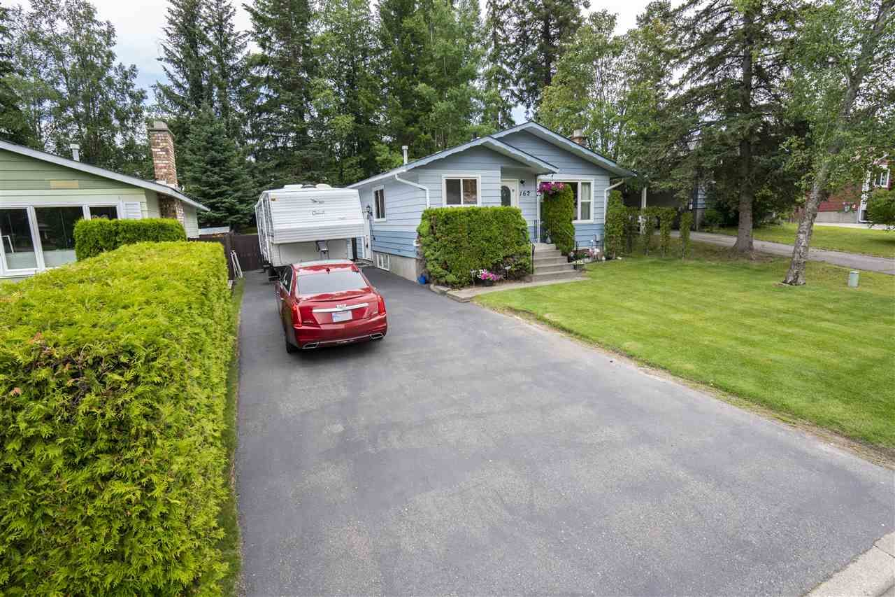 Main Photo: 162 WADE Street in Prince George: Heritage House for sale (PG City West (Zone 71))  : MLS®# R2474975