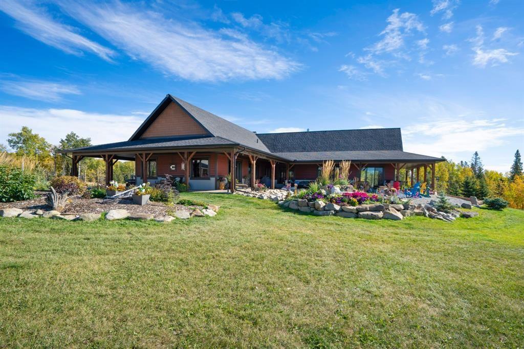 Main Photo: 283131 RANGE ROAD, 51: Bottrel Agriculture for sale : MLS®# A1152110