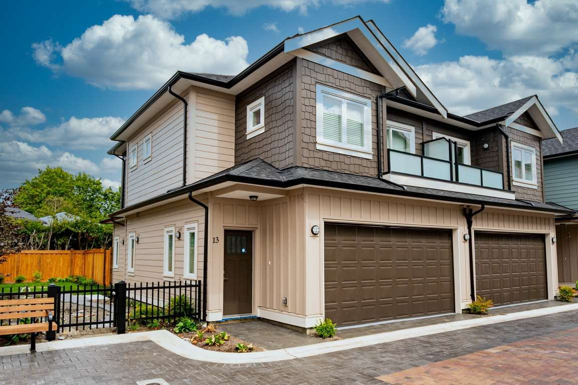 """Photo 4: Photos: 11 6551 WILLIAMS Road in Richmond: Woodwards Townhouse for sale in """"NOOR GARDENS"""" : MLS®# R2486835"""