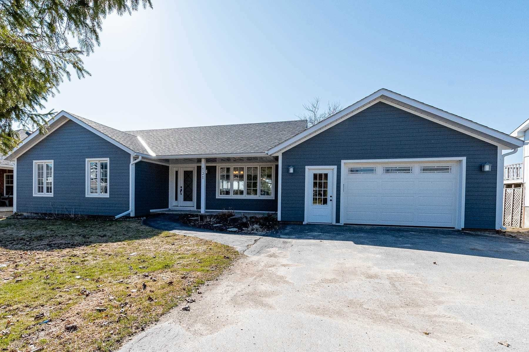 Main Photo: 131 Franklyn Street: Shelburne House (Bungalow) for sale : MLS®# X4738118