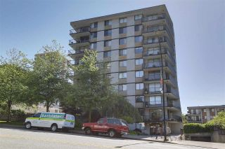 """Photo 1: 603 540 LONSDALE Avenue in North Vancouver: Lower Lonsdale Condo for sale in """"GROSVENOR PLACE"""" : MLS®# R2171024"""
