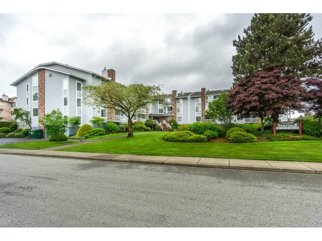 """Main Photo: 335 5379 205 Street in Langley: Langley City Condo for sale in """"Heritage Manor"""" : MLS®# R2172167"""