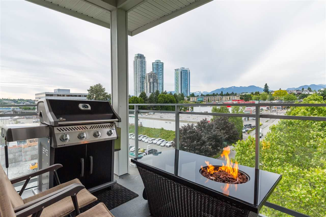 Photo 12: Photos: 602 2188 MADISON AVENUE in Burnaby: Brentwood Park Condo for sale (Burnaby North)  : MLS®# R2467995