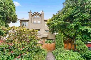 Photo 1: 2568 W 4TH Avenue in Vancouver: Kitsilano Townhouse for sale (Vancouver West)  : MLS®# R2590341