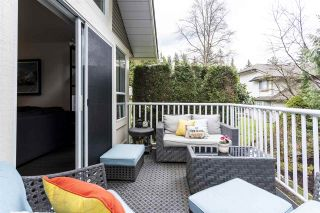 "Photo 28: 14 101 PARKSIDE Drive in Port Moody: Heritage Mountain Townhouse for sale in ""TREETOPS"" : MLS®# R2558504"