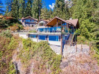 Photo 2: 5772 SUNSHINE FALLS Lane in North Vancouver: Woodlands-Sunshine-Cascade House for sale : MLS®# R2613401