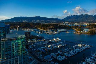 "Photo 34: 2601 555 JERVIS Street in Vancouver: Coal Harbour Condo for sale in ""HARBOURSIDE PARK II"" (Vancouver West)  : MLS®# R2614500"
