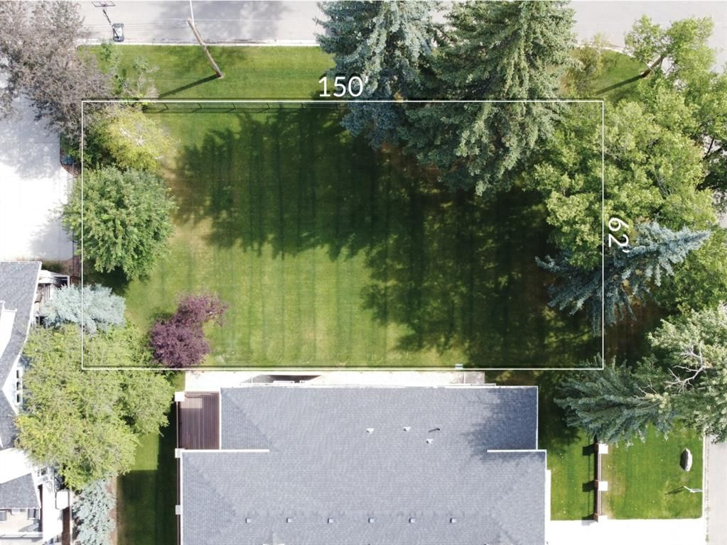 Main Photo: 3923 Edison Crescent SW in Calgary: Elbow Park Residential Land for sale : MLS®# A1066172