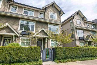 """Photo 1: 734 ORWELL Street in North Vancouver: Lynnmour Townhouse for sale in """"Wedgewood by Polygon"""" : MLS®# R2409884"""