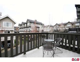 """Photo 5: 84 20176 68TH Avenue in Langley: Willoughby Heights Townhouse for sale in """"STEEPLE CHASE"""" : MLS®# F2906802"""