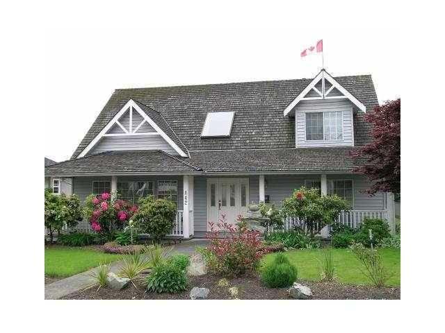 """Main Photo: 442 ELMER Street in New Westminster: The Heights NW House for sale in """"HEIGHTS"""" : MLS®# V924136"""