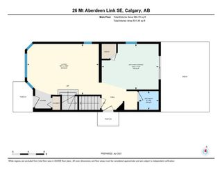 Photo 35: 26 Mt Aberdeen Link SE in Calgary: McKenzie Lake Detached for sale : MLS®# A1095540