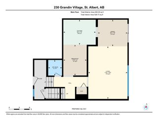 Photo 40: 230 Grandin Village: St. Albert Townhouse for sale : MLS®# E4234978