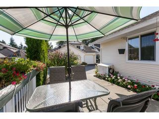 "Photo 23: 29 8737 212 Street in Langley: Walnut Grove Townhouse for sale in ""Chartwell Green"" : MLS®# R2482959"