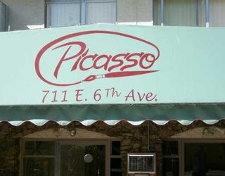 """Photo 7: 409 711 E 6TH AV in Vancouver: Mount Pleasant VE Condo for sale in """"THE PICASSO"""" (Vancouver East)  : MLS®# V609561"""