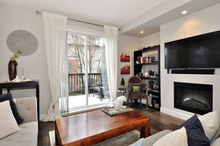 Photo 12: 36 102 FRASER STREET in Port Moody: Port Moody Centre Townhouse for sale : MLS®# R2442007