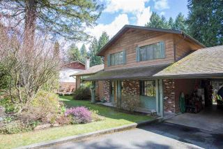 Photo 1: 2572 THE Boulevard in Squamish: Garibaldi Highlands House for sale : MLS®# R2166733