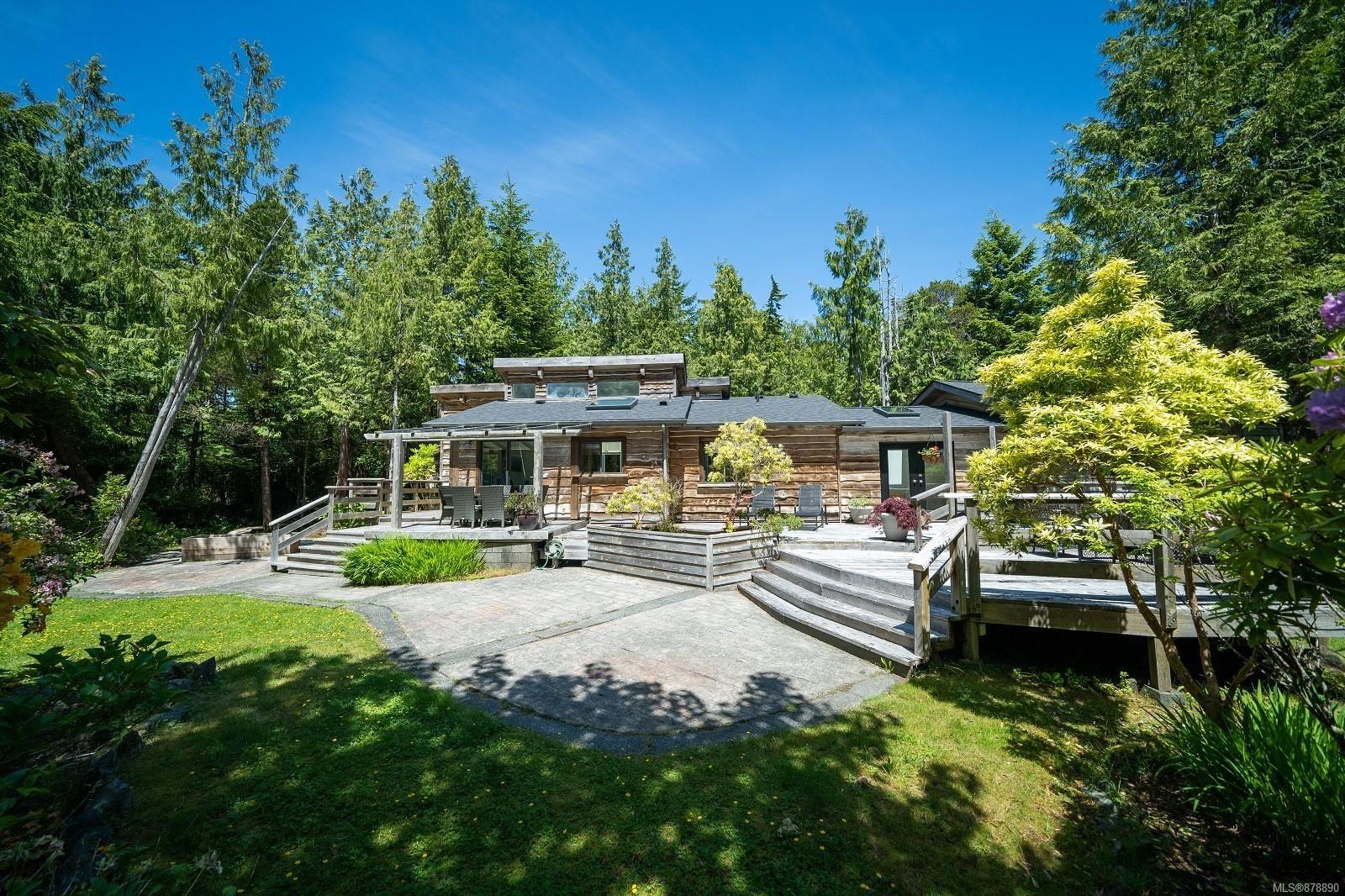 Main Photo: 1321 Pacific Rim Hwy in Tofino: PA Tofino House for sale (Port Alberni)  : MLS®# 878890