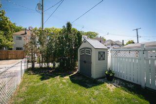 Photo 20: 400 Woodward Avenue in Winnipeg: Residential for sale (1A)  : MLS®# 202113487